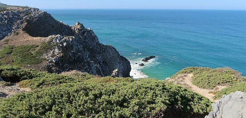 Coastal hike on GR11, Sintra-Cascais Natural Park