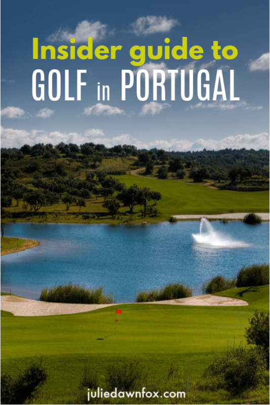 Insider guide to golf in Portugal