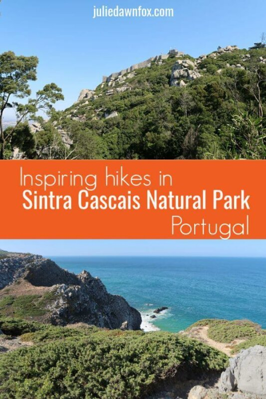 Inspiring hikes in Sintra Cascais Natural Park
