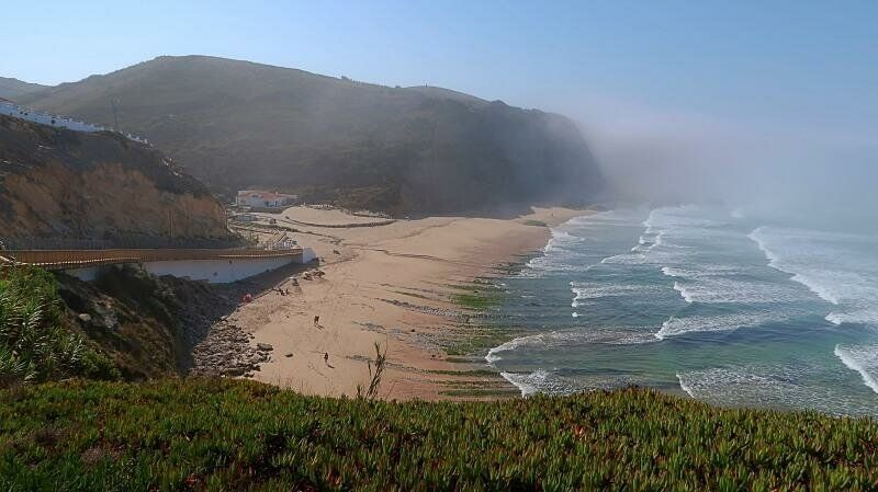 Praia de Magoito, Sintra-Cascais Natural Park