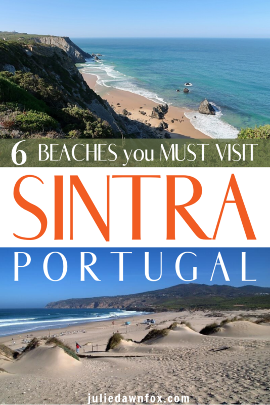 Rocky cove sandy beach. 6 Sintra Beaches You Will Instantly Fall In Love With