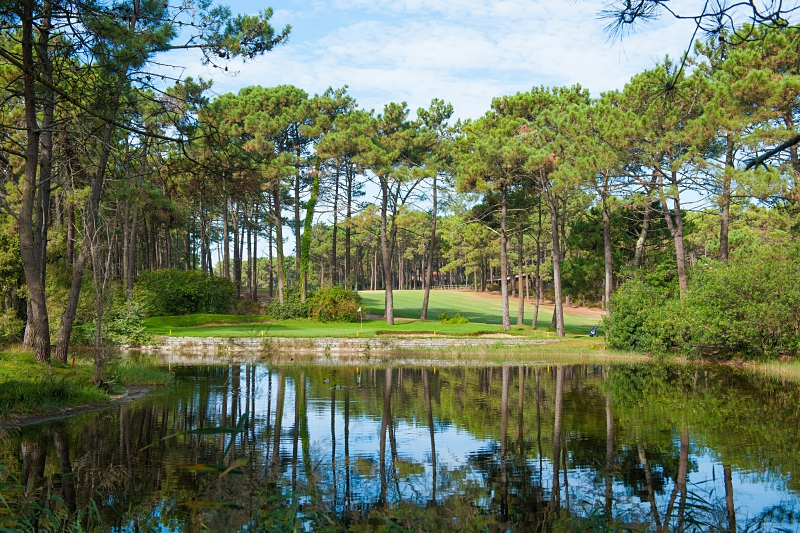 Areoira Golf course near Lisbon