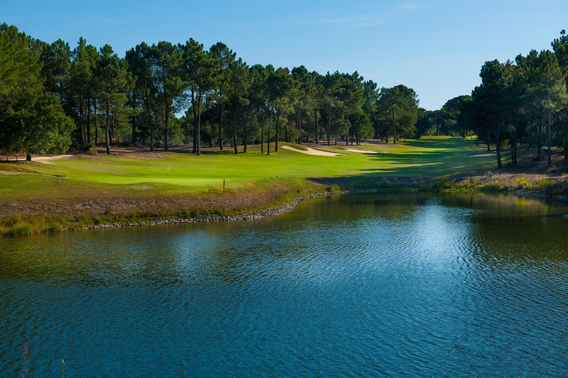 Quinta do Perú golf course near Lisbon