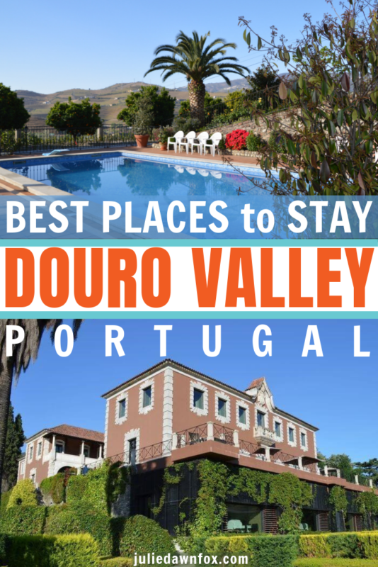 Pool and Quinta. Where To Stay In Douro Valley Portugal_ Best Douro Hotels & Quintas