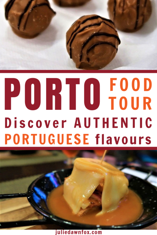 Truffles and Francesinha. Take A Porto Food Tour To Discover Authentic Portuguese Flavours