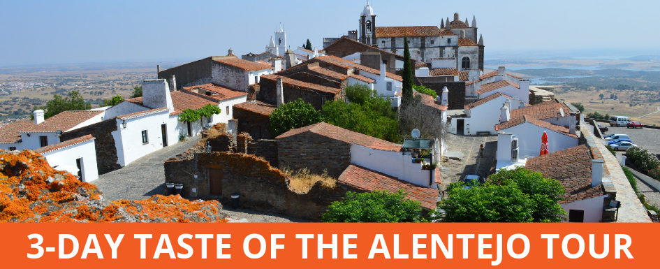 3-day taste of the Alentejo tour
