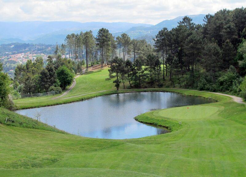 Amarante golf course - Hole 3 RS