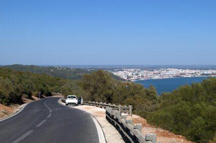 Road trip through Arrábida Natural Park