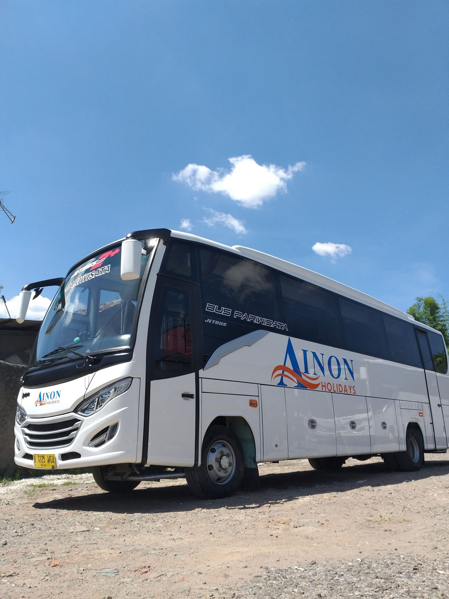 Ainon Bus Medium