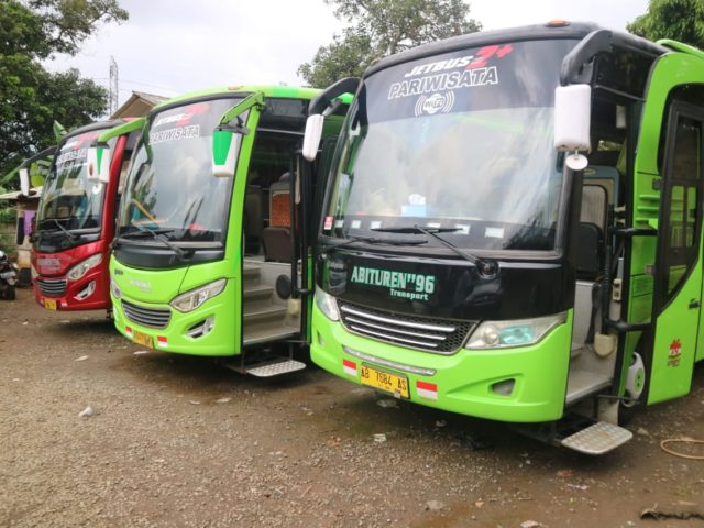All Medium Bus Pariwisata Abituren