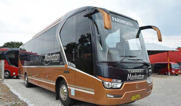 Sewa Bus Pariwisata Medium