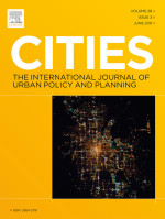 Cities journal cover image