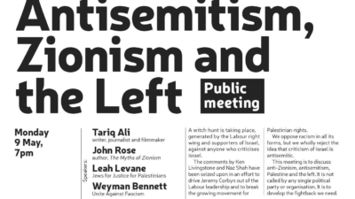 labour antisemitism denial