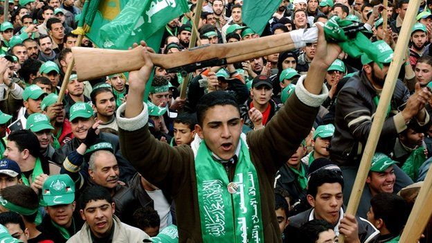 Hamas election victory 2006