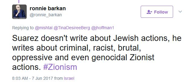Jew - ronnie barkan