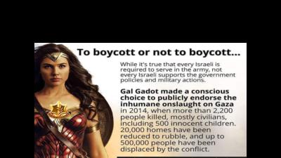 BDS antisemitic
