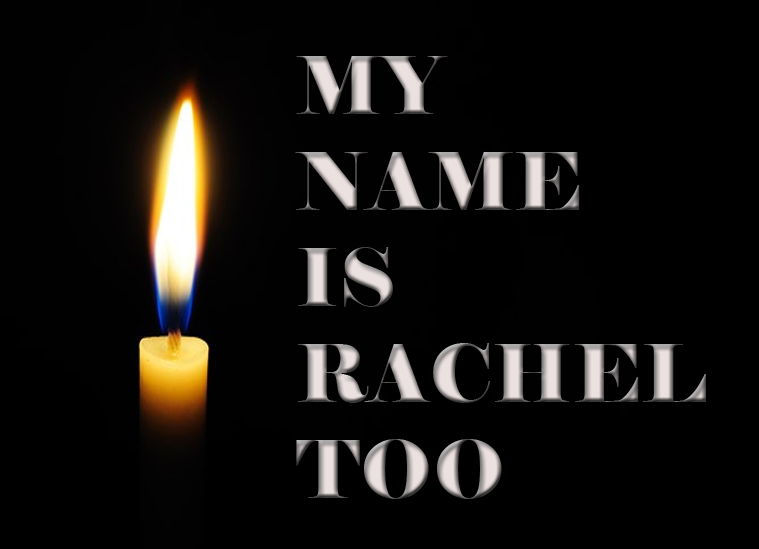 My name is Rachel too