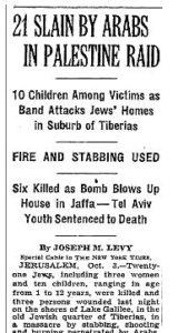 Tiberias massacre