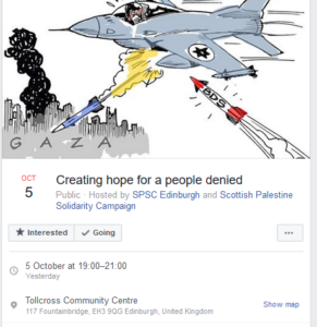 SPSC Edinburgh