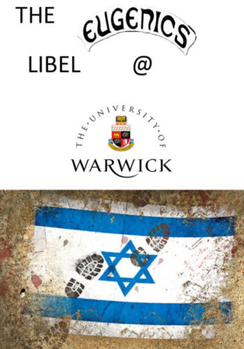 eugenics, university of warwick