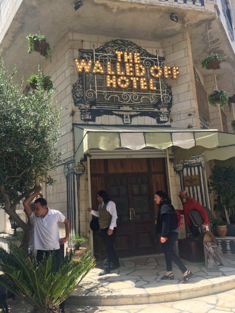 Banksy Hotel Bethlehem