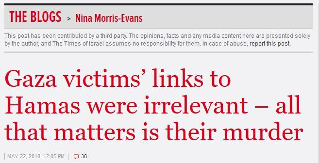 Nina Morris-Evans