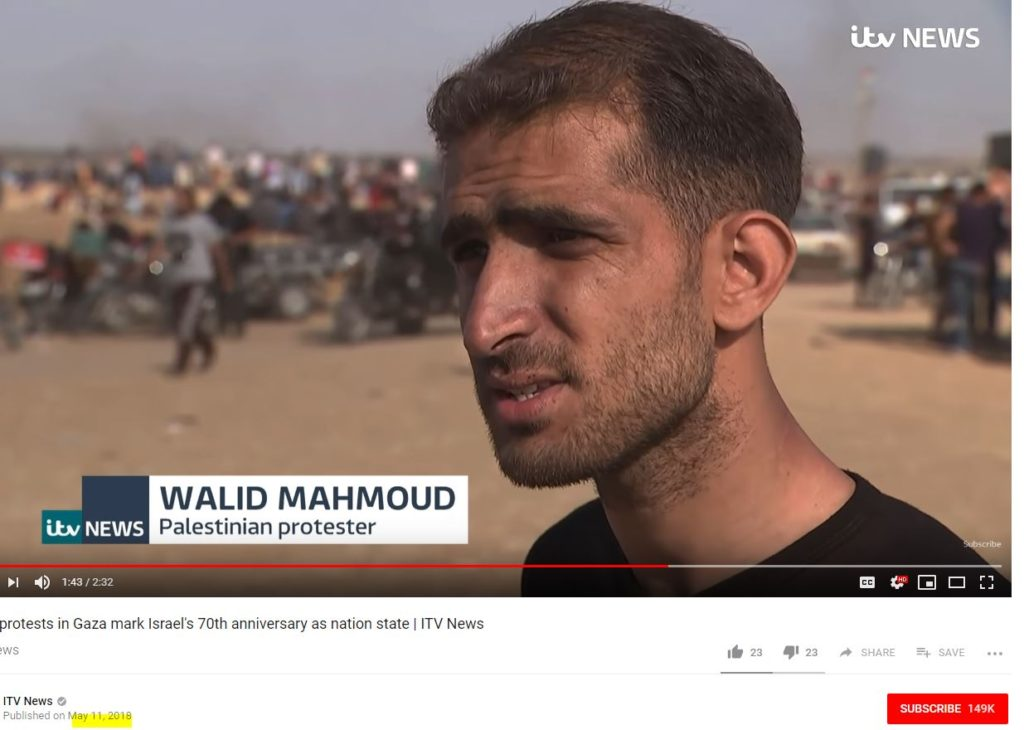 Walid Mahmoud Gaza