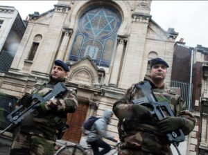 France antisemitism 2018