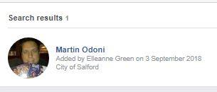 Martin Odoni