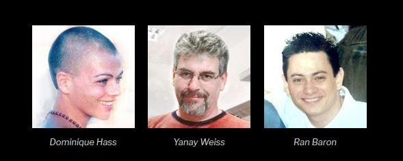 Dom, Yania and Ran
