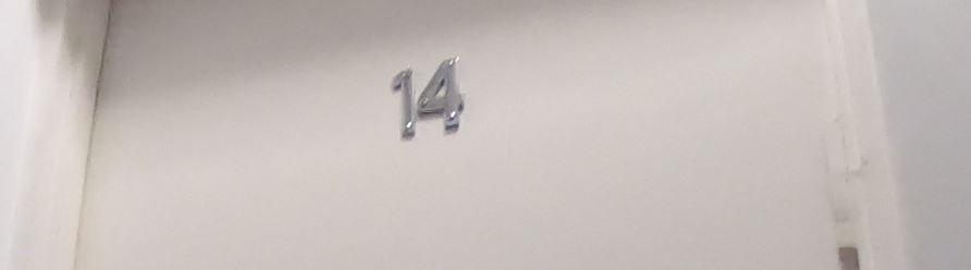 Orthodox number 14