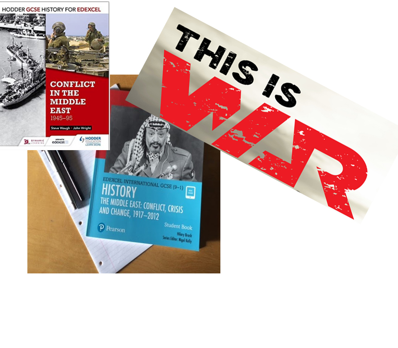 academic textbooks war