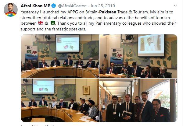 khan British MPs CAABU letter MPs