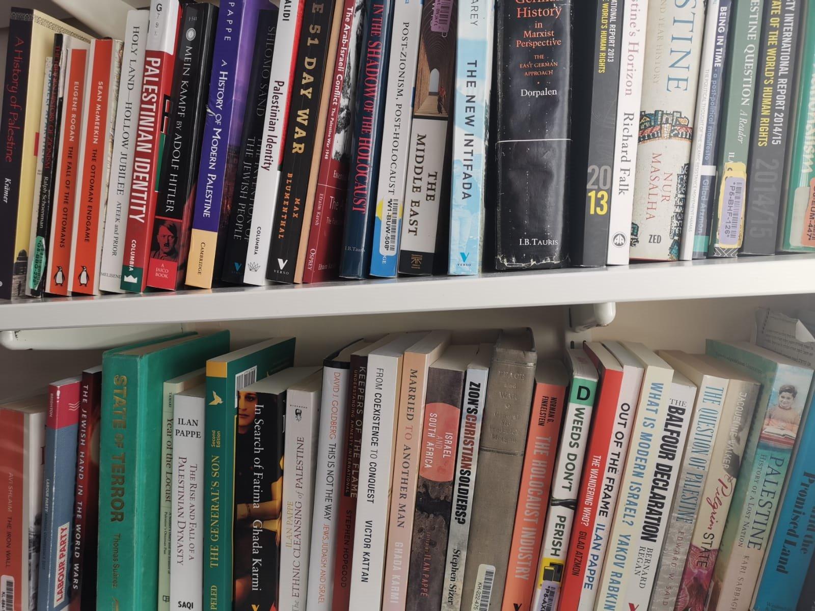 collier's bookshelf
