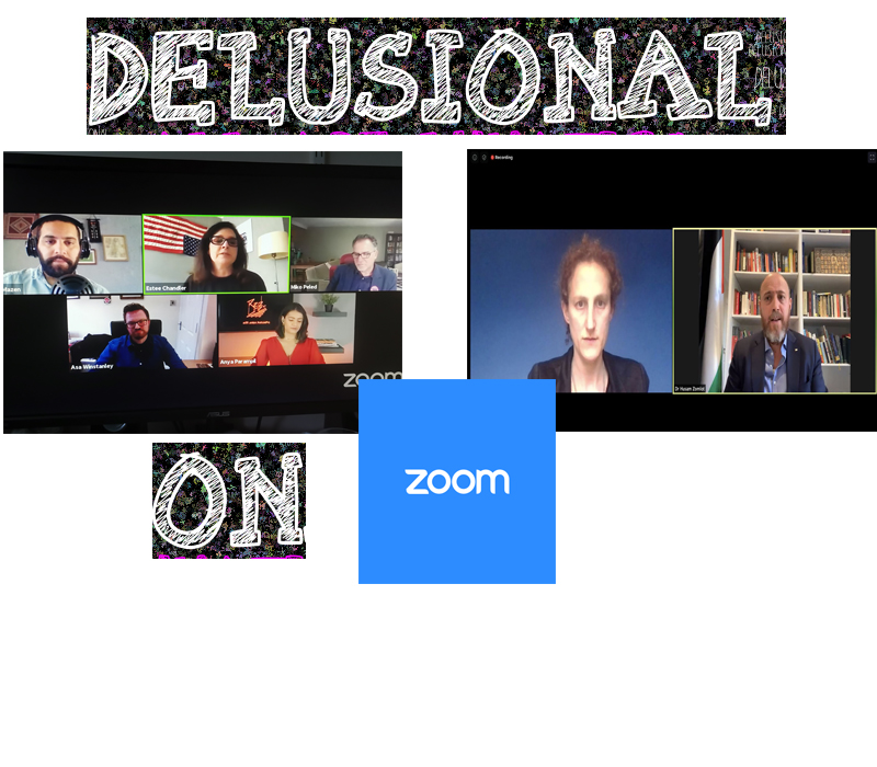 zoom delusional