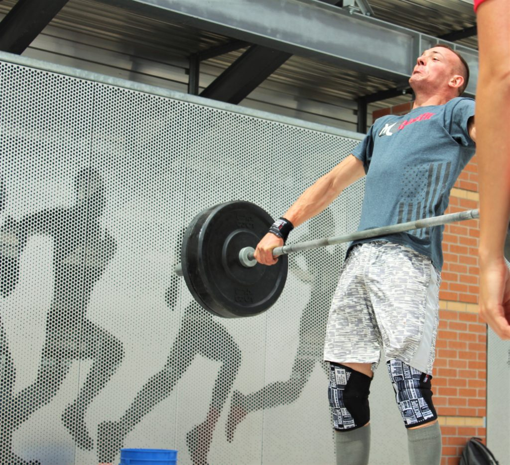 KJ Crossfit- Crossfit Barbell Olympic Weightlifting