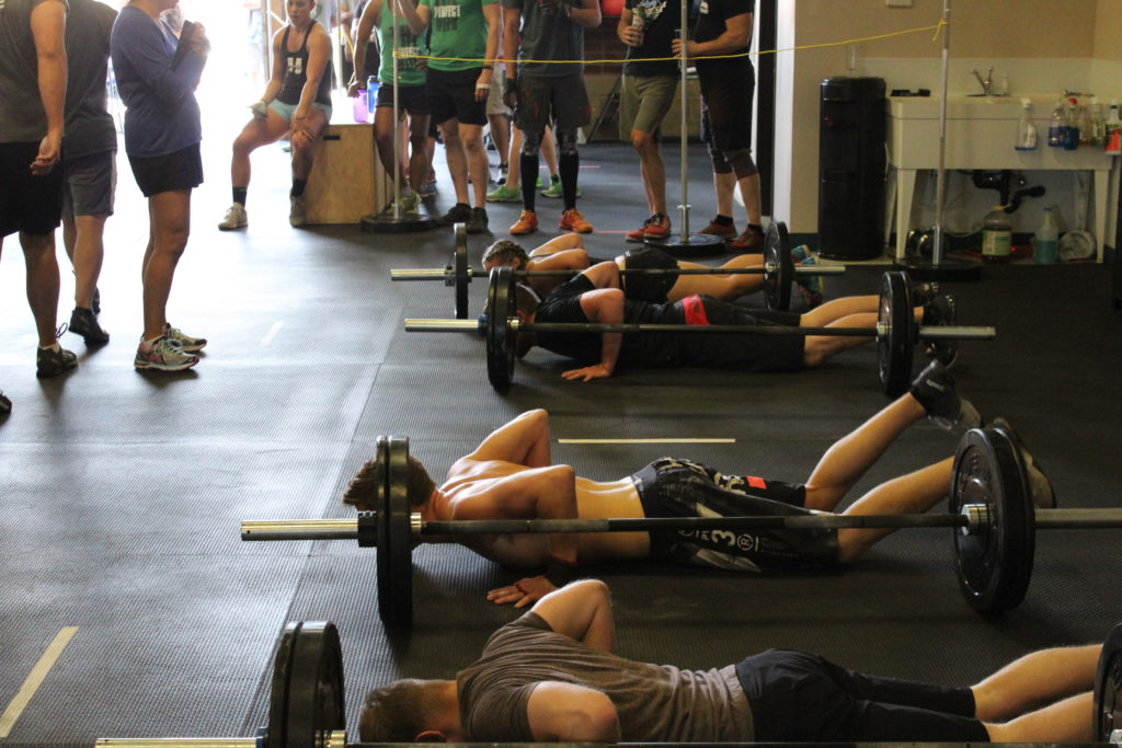 KJ Crossfit- Crossfit Olympic Lifting Barbell Club