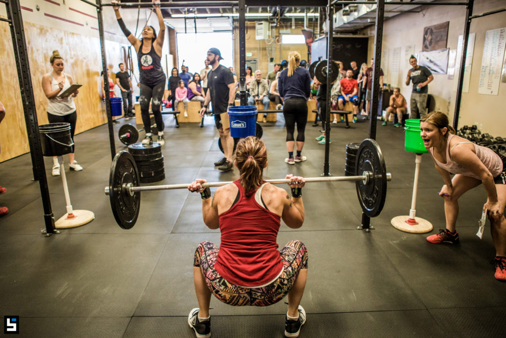 KJ Crossfit- Crossfit Open 18.5 Encouragement
