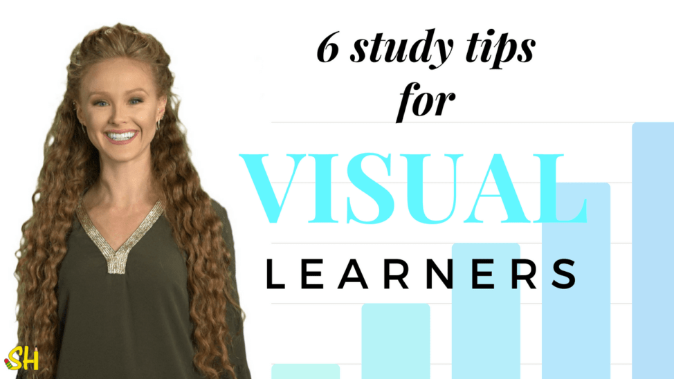 study techniques for visual learners