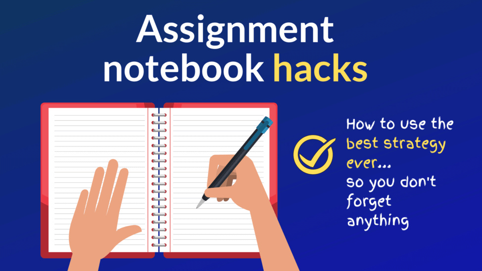 assignment notebook hack