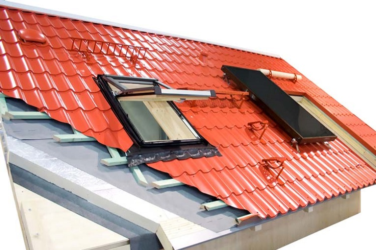 Metal Roofing Instalation
