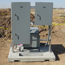 Electrical Services of Arizona - Temporary Power Station