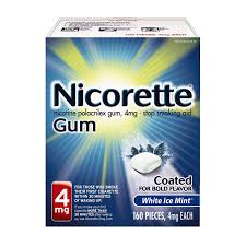 We Buy Nicotine Gum