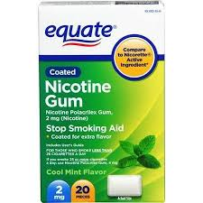 Cash For Nicotine Gum