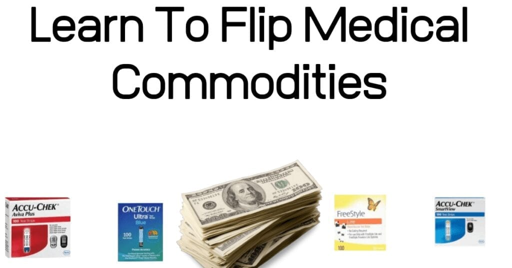 what is medical commodities