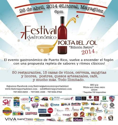 Festival Gastronomico POrta Del Sol