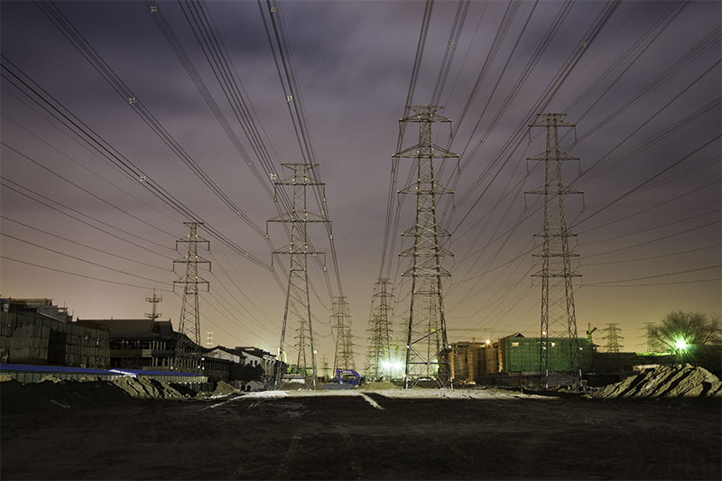To the Nth Power from the series Gai by Peikwen Cheng