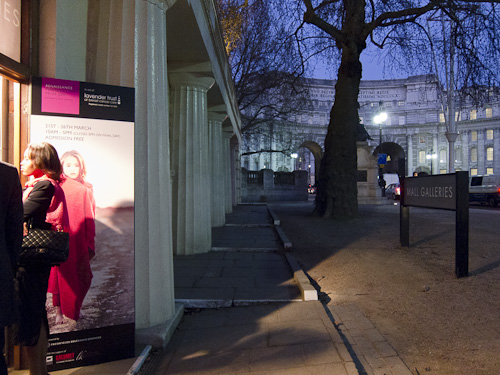 Renaissance Photography Prize - Mall Galleries, London (by Admiralty Arch at Trafalgar Square)