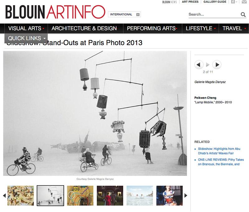 Standouts of Paris Photo 2013