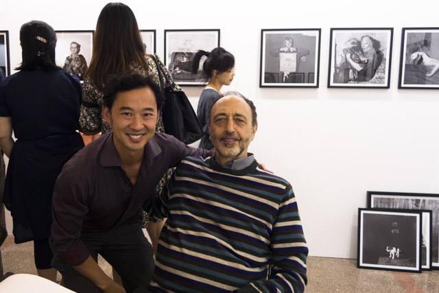 Photo Shanghai 2014, Peikwen Cheng and Roger Ballen,